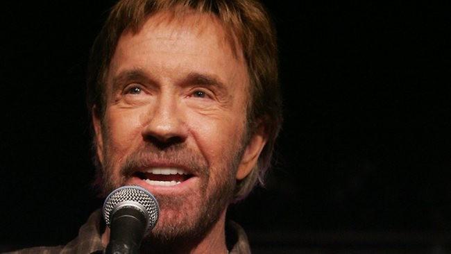 Najväčším rockerom by bol Chuck Norris