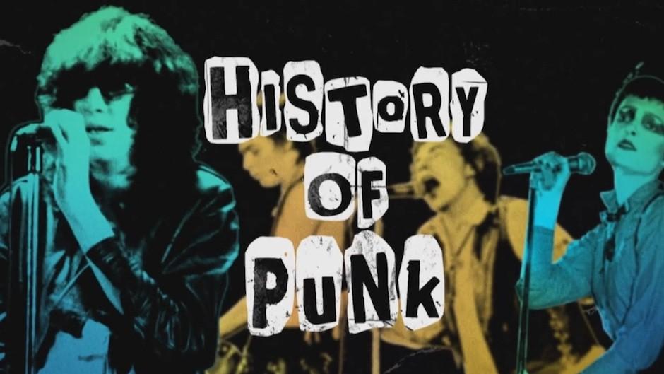 Korene metalu #6: Punk