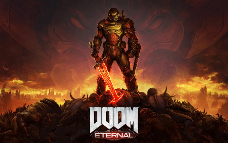 Najmetalovejší herný soundtrack má bezpochyby DOOM Eternal