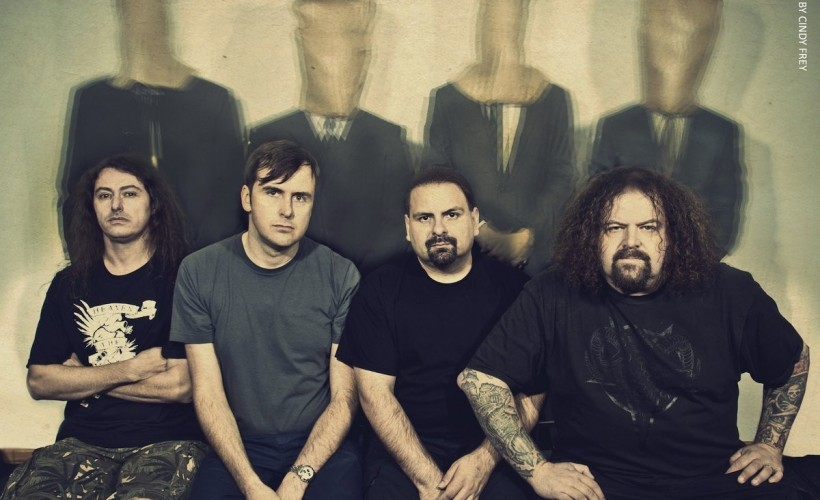 Vychutnajte si celý tohtoročný koncert Napalm Death z Nantes