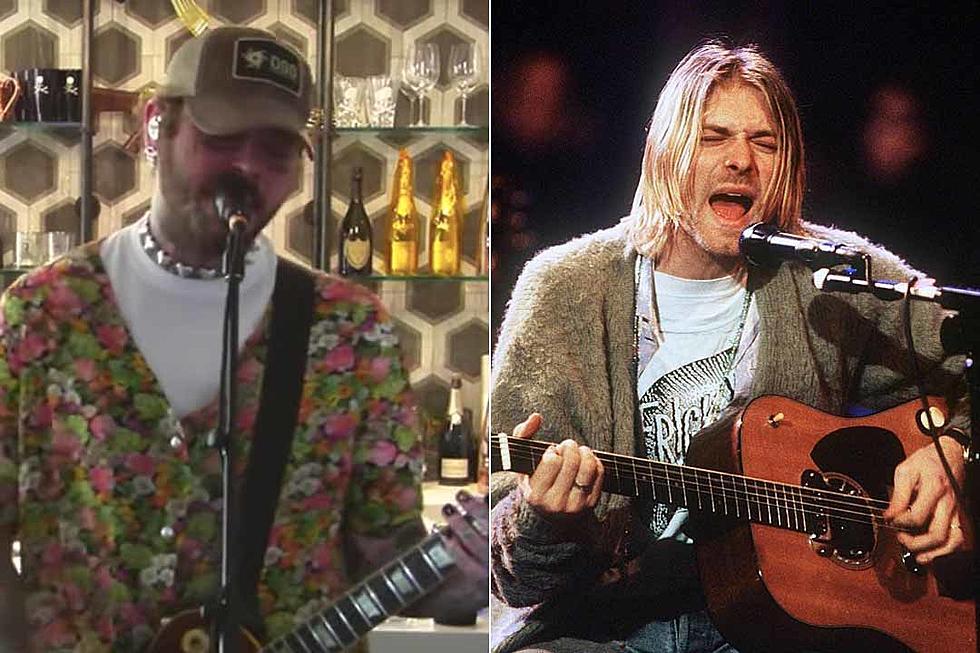 Nirvana v podaní Post Malona má grády