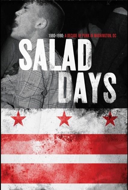 Salad Days: Desaťročie punku vo Washington