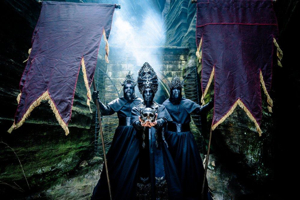 Behemoth ponúkajú coververziu od The Cure
