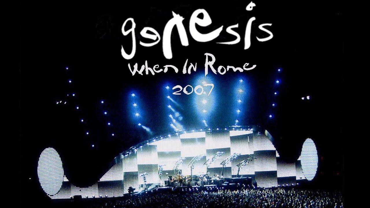Genesis v Ríme v roku 2007