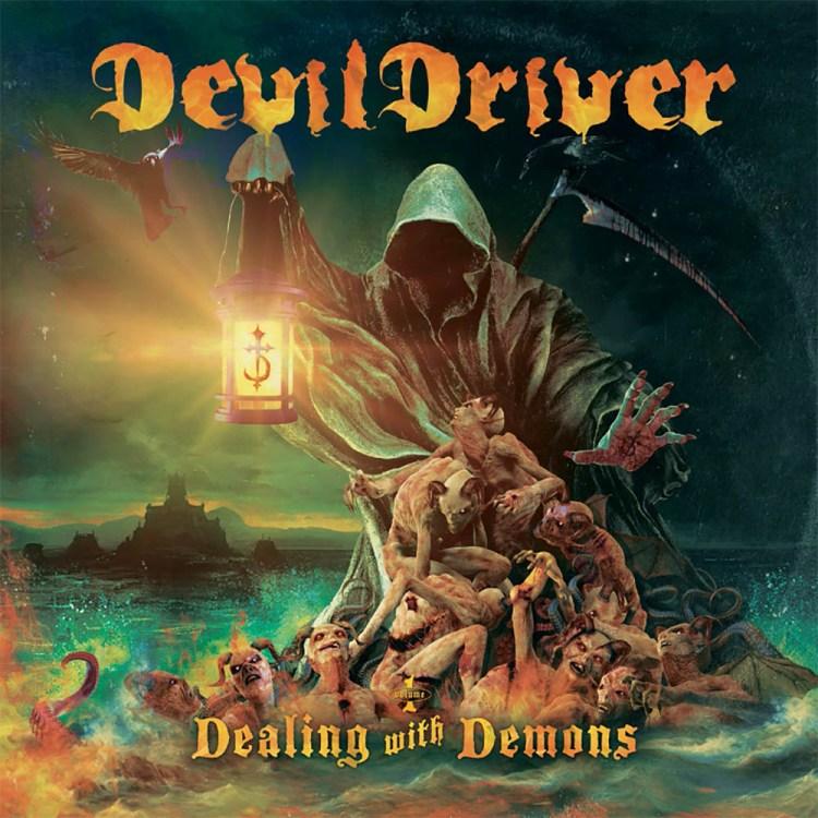 Devildriver sú späť s prvou skladbou Keep Away From Me
