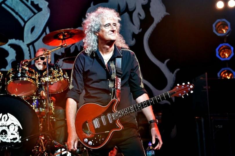 "Brian May z kapely Queen prekonal infarkt: ""Bol som blízko smrti"""