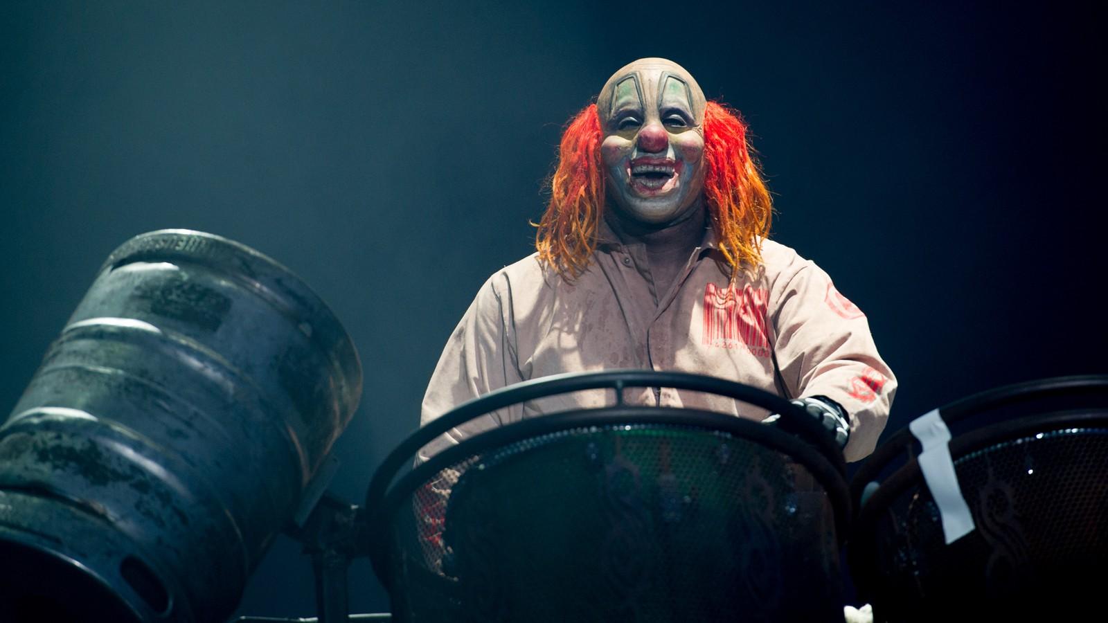 """Slipknot bez masiek? Shawn """"Clown"""" Crahan v tom má jasno"""