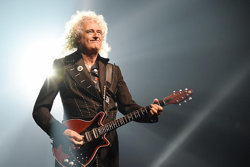 Brian May bol zvolený najlepším gitaristom všetkých čias