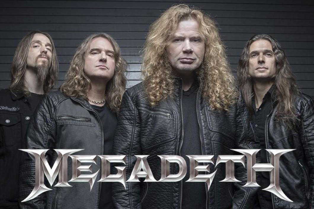 Megadeth oficiálne začali nahrávanie nadchádzajúceho albumu