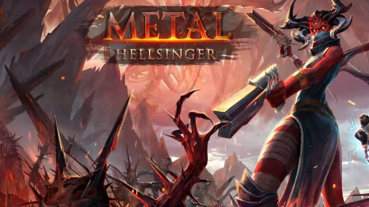 Hra Metal: Hellsinger plná metalovej hudby