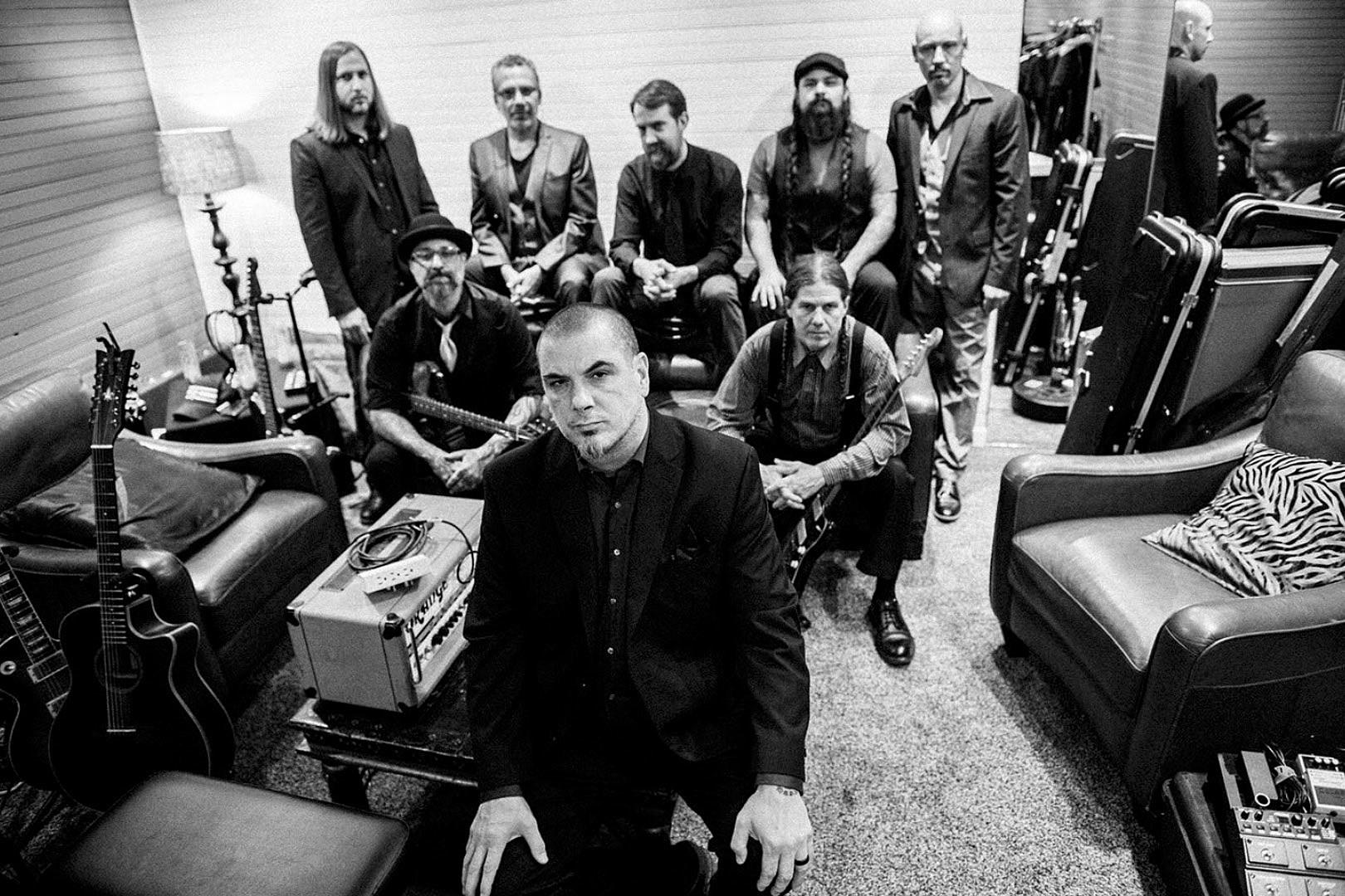 Phil Anselmo a jeho nový projekt En Minor s prvou skladbou Blue
