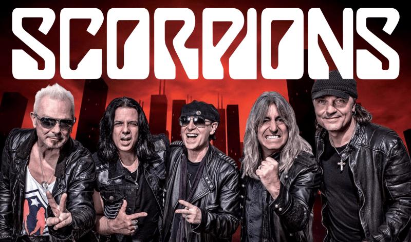 Scorpions majú kopec nového materiálu na nadchádzajúci album