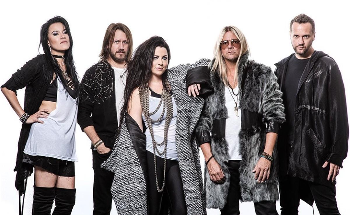 Anjelský hlas Amy Lee z Evanescence v druhej skladbe The Game Is Over