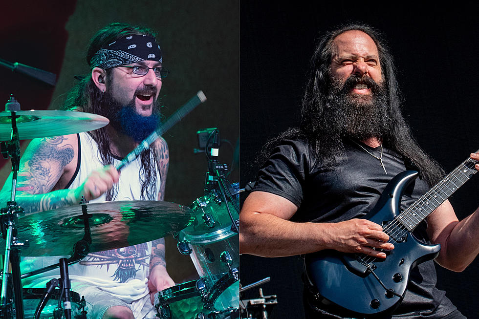 Mike Portnoy nahráva Petrucciho sólový album