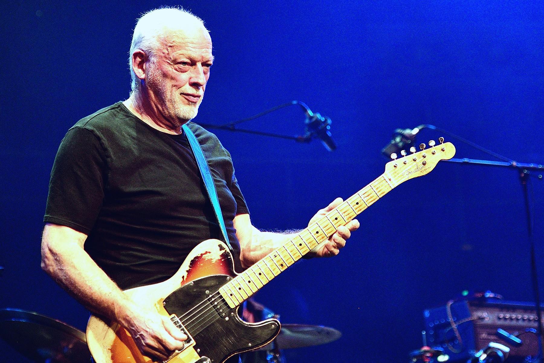 David Gilmour má novú skladbu