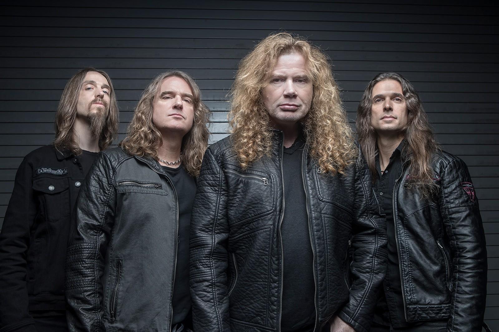 Podľa Ellefsona bude nový Megadeth šialene progresívny