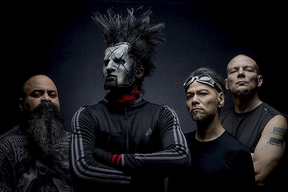 Vyšiel nový album Static X s väčšinou vokálov od Wayna Statica