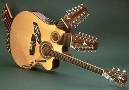 Nezvyčajné hudobné nástroje