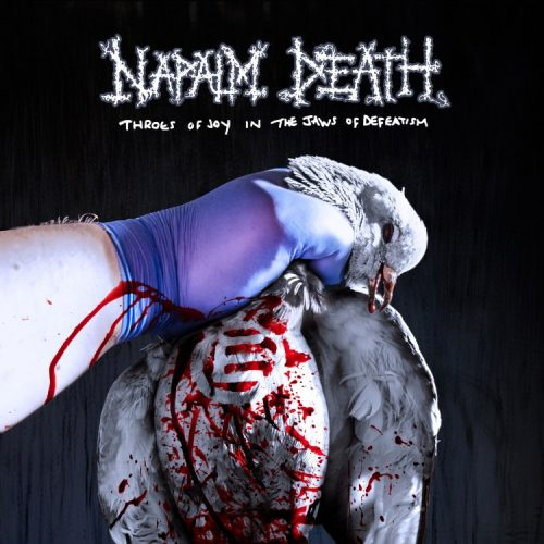 Napalm Death oznámili nový album Throes Of Joy In The Jaws Of Defeatism