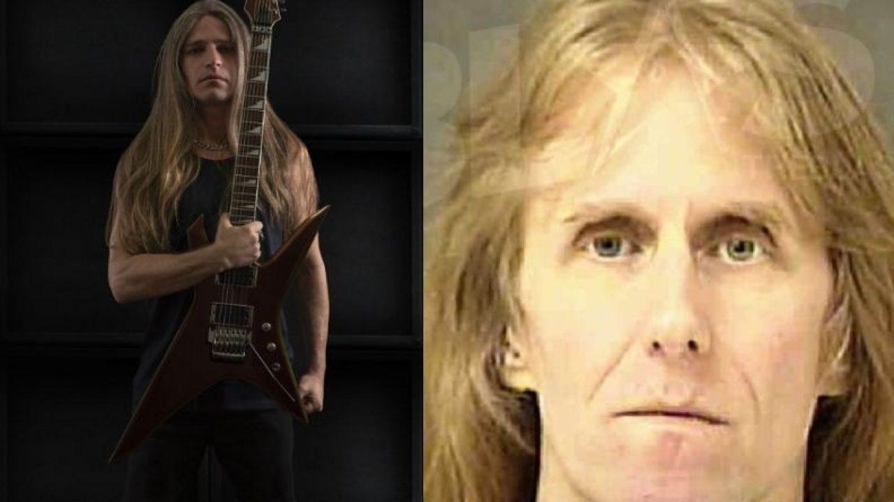 Bývalý gitarista Manowar zatknutý