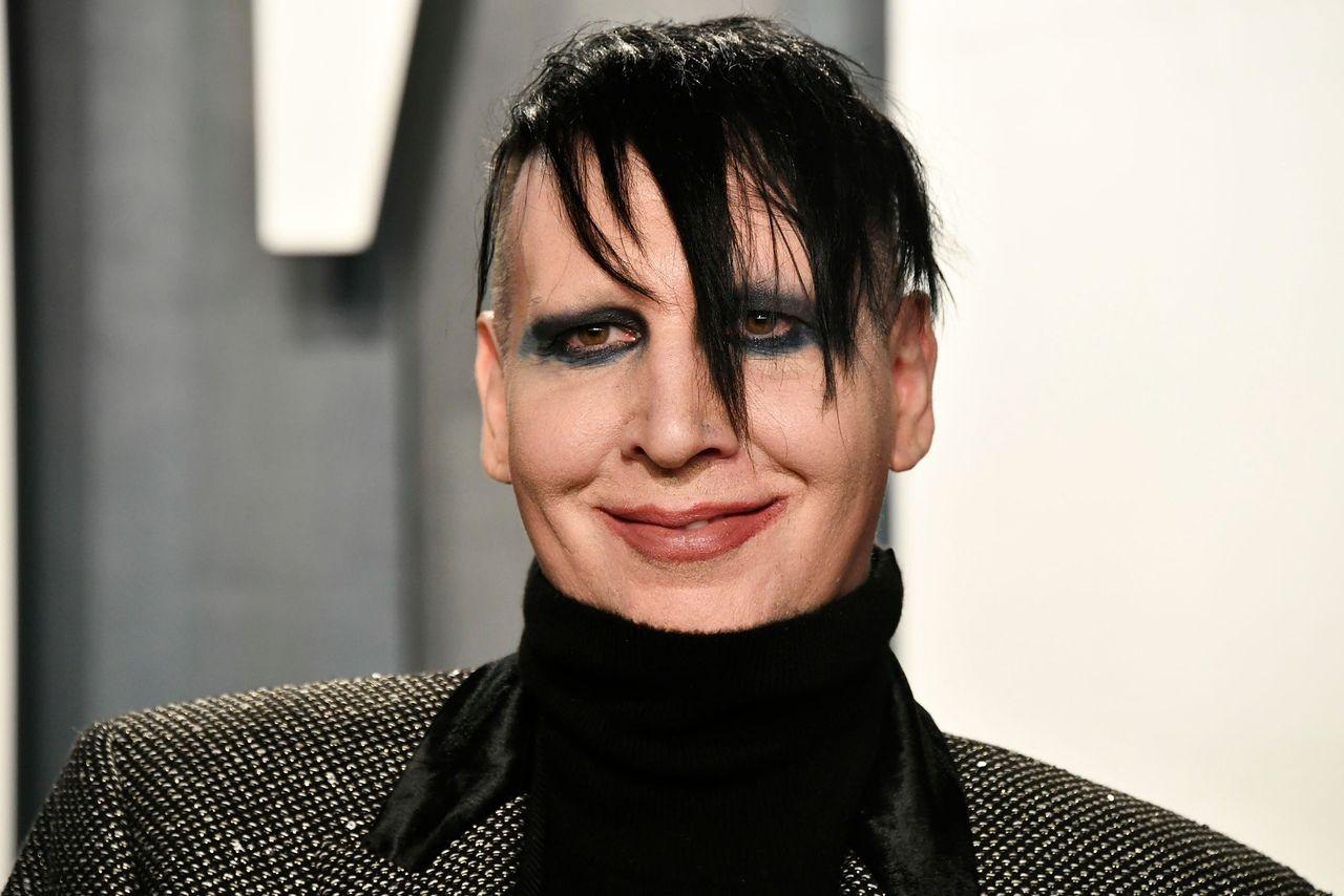 Titulná skladba nového albumu Marylin Mansona