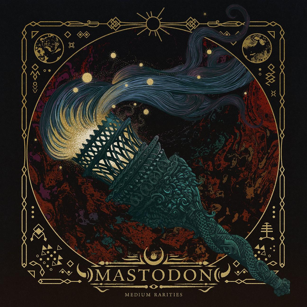 Mastodon sa pripomínajú s progresívnou novinkou Fallen Torches