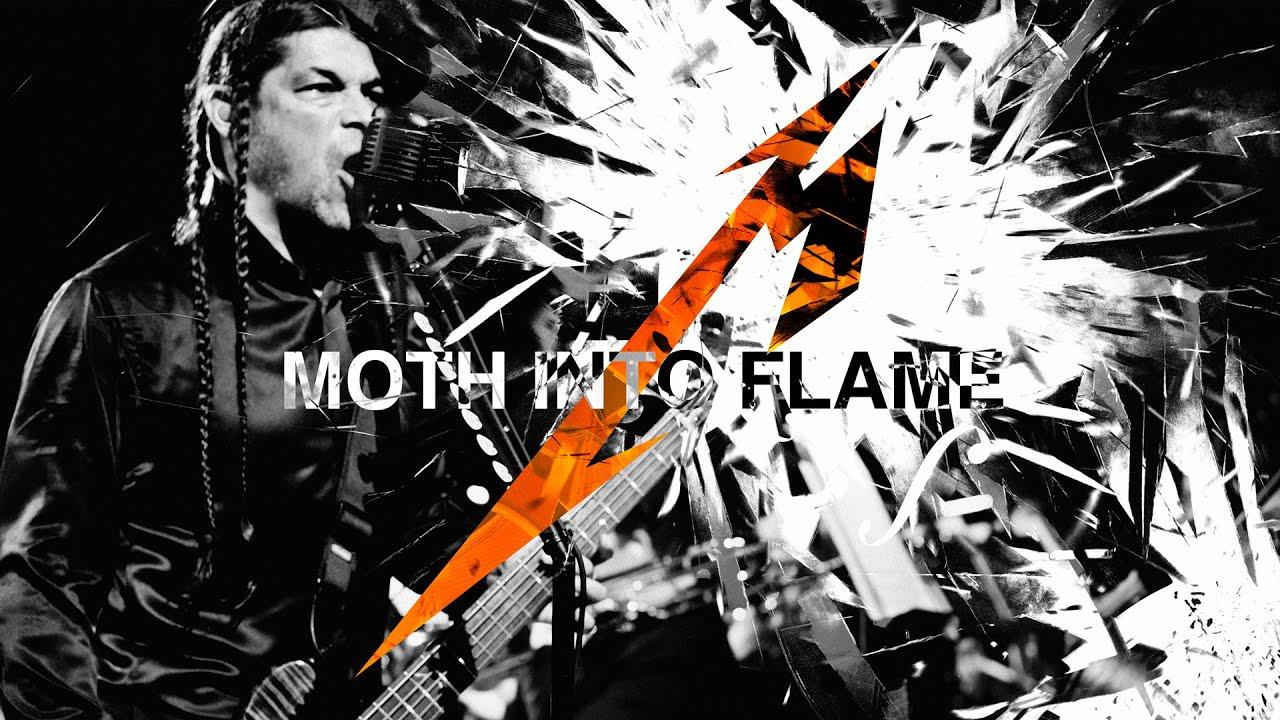 Metallica si so symfonickým orchestrom rozumie a skladbe Moth Into Flames to svedčí