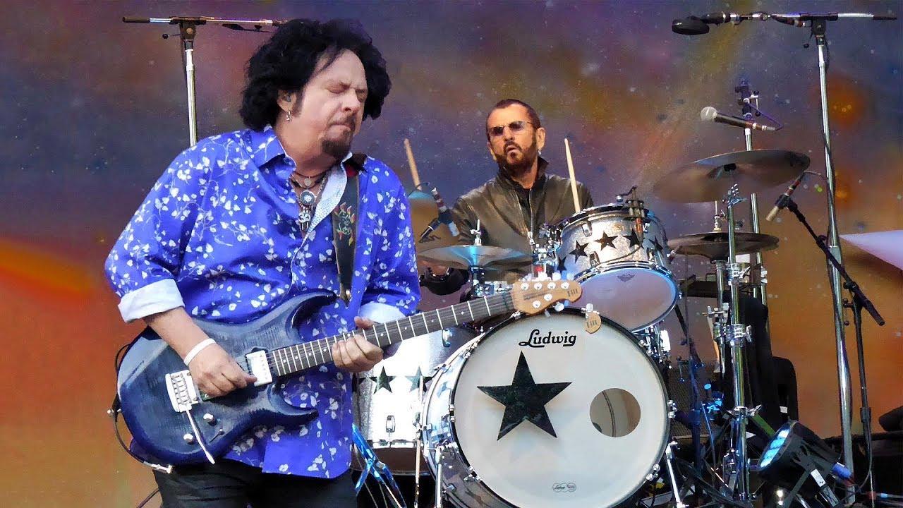 Steve Lukather má novú skladbu s Ringom Starrom