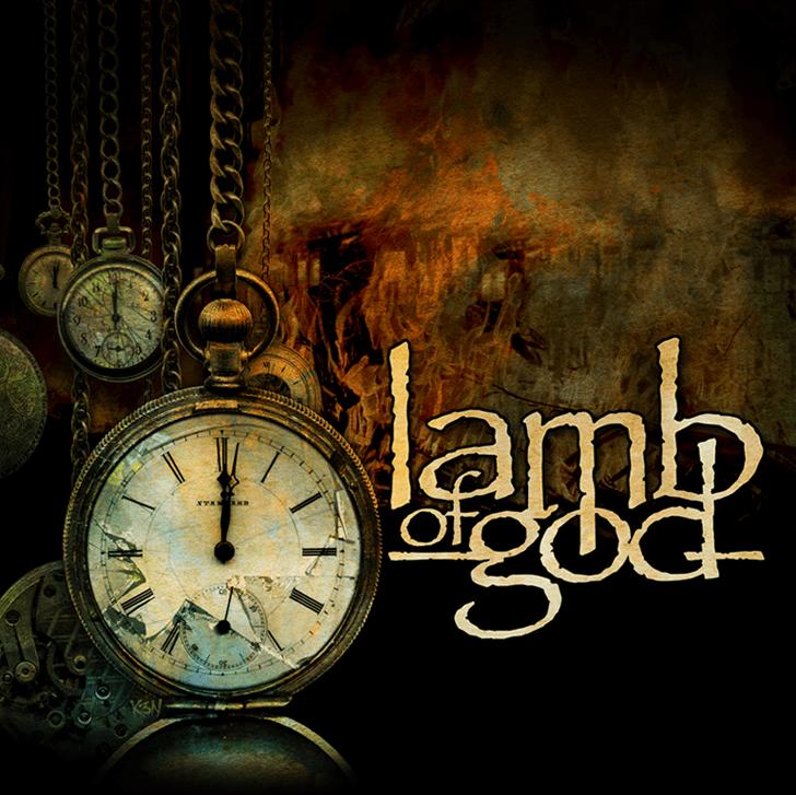 Lamb Of God konečne naživo s novým self-titled albumom!