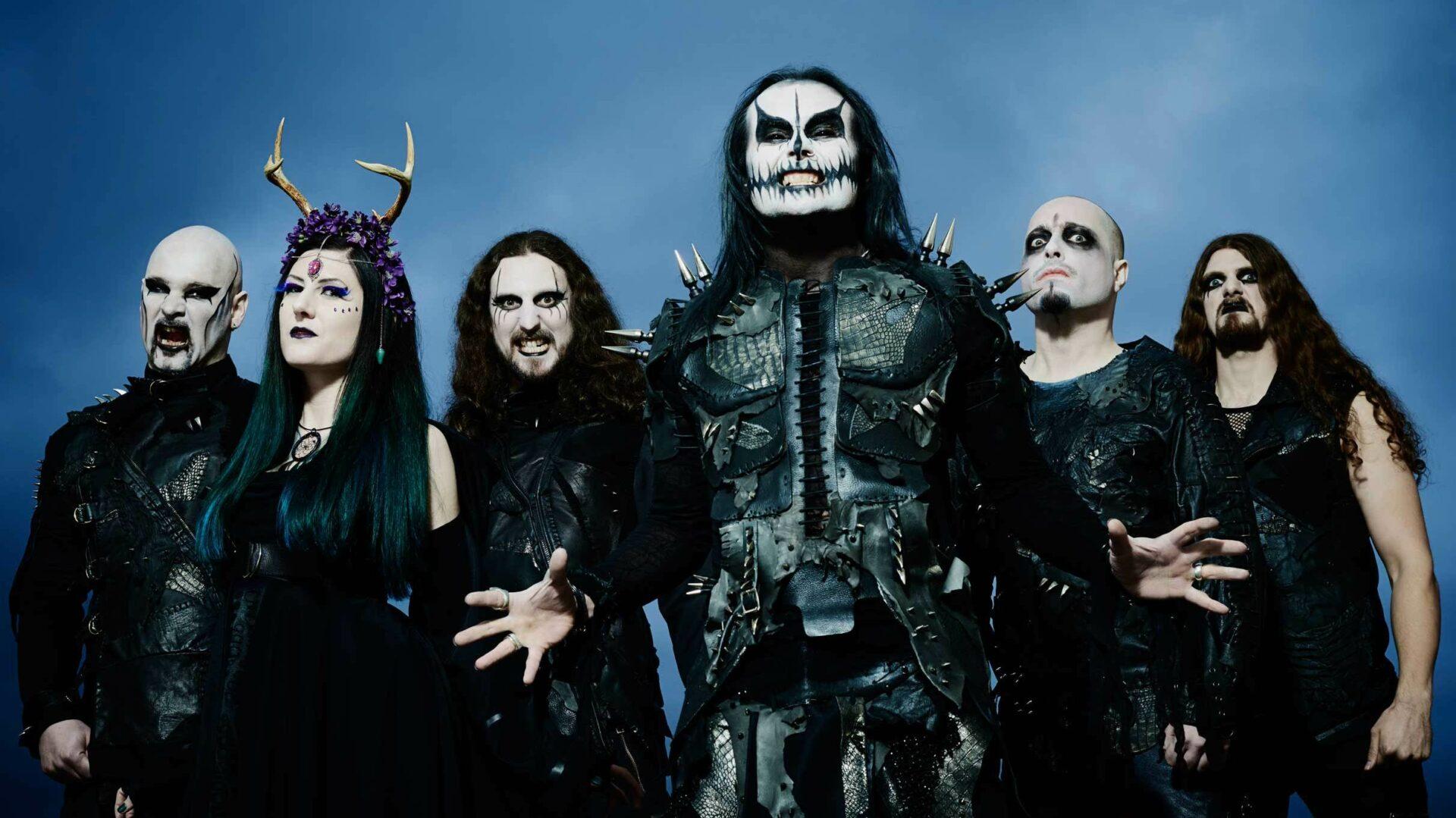 Cradle of Filth dokončili nový album aj s novou klávesáčkou