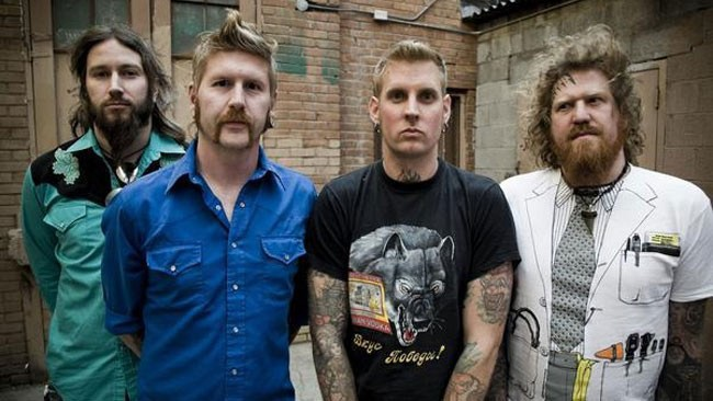Mastodon s novou hudbou aj coverom Metallicy