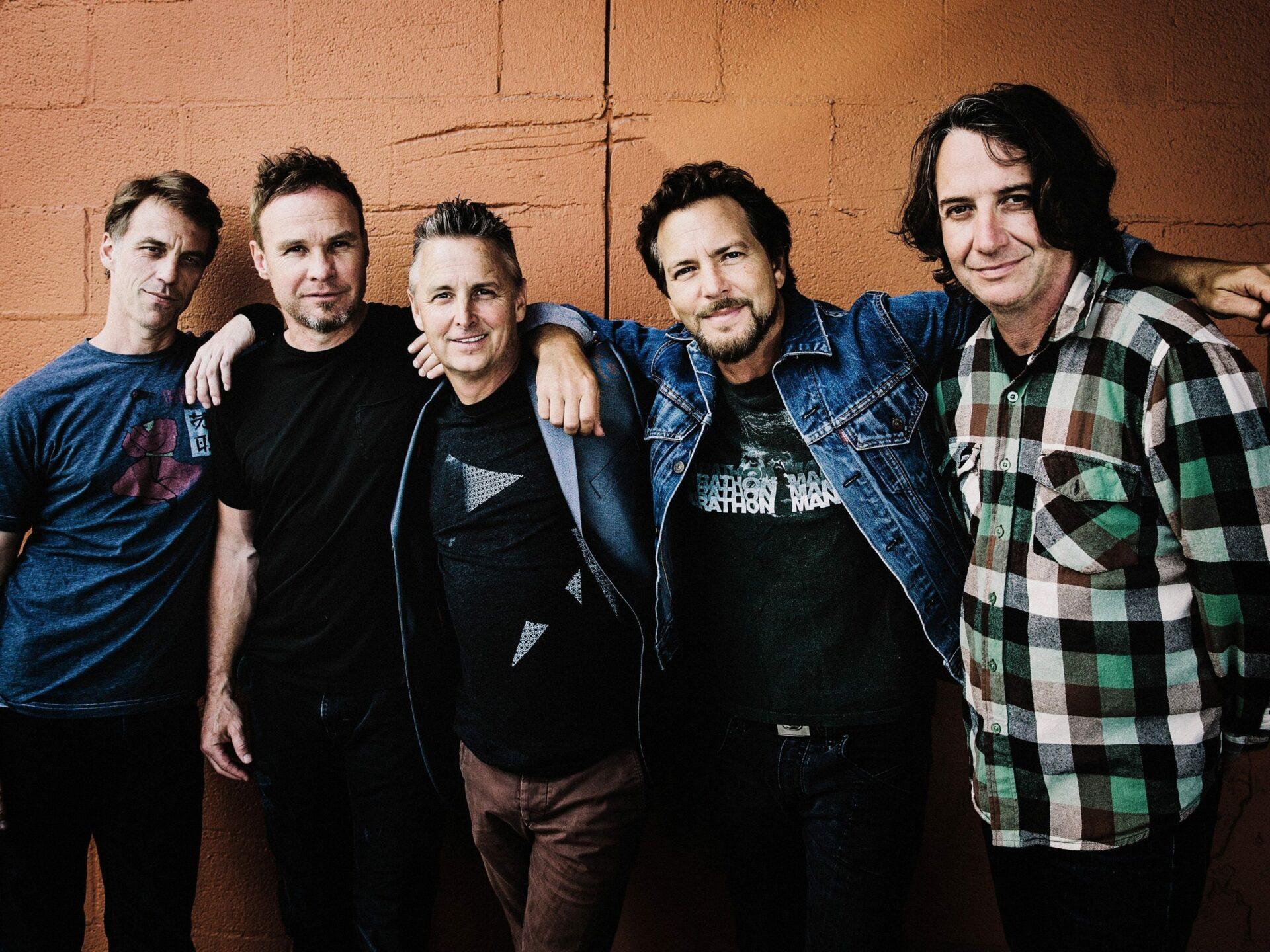 Pearl Jam s novou skladbou Get It Back