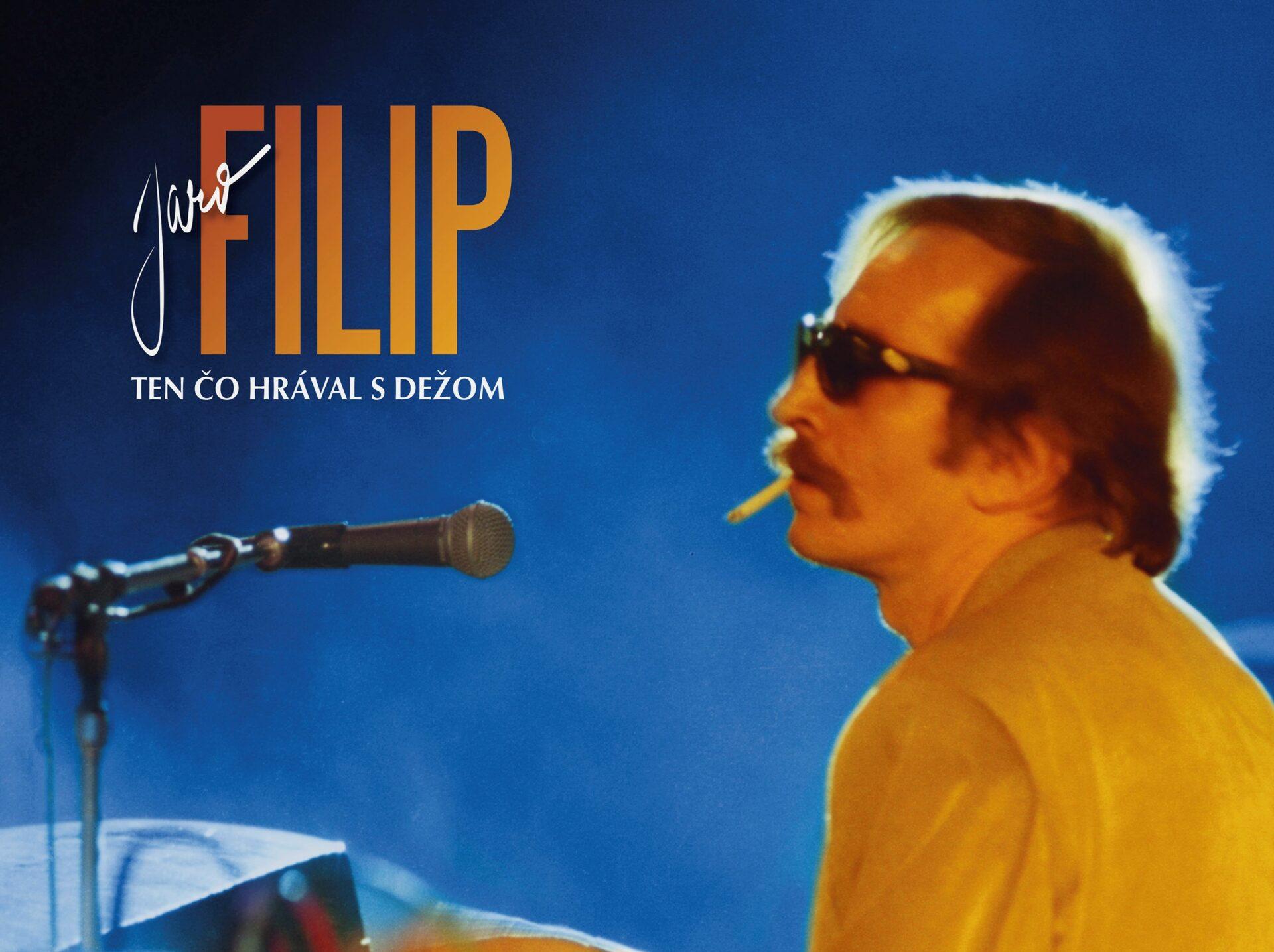 Album Jara Filipa Ten čo hrával s Dežom vychádza v reedícii na CD aj LP