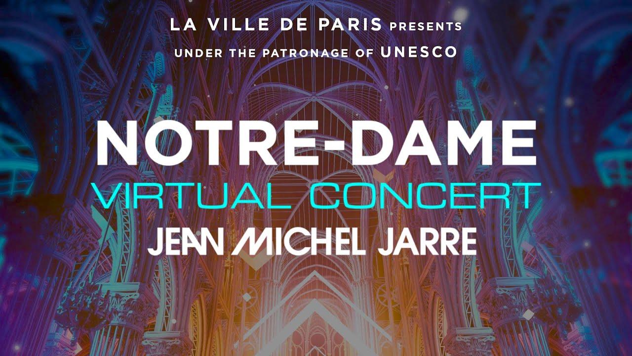 Novoročný virtuálny koncert Jean-Michel Jarre