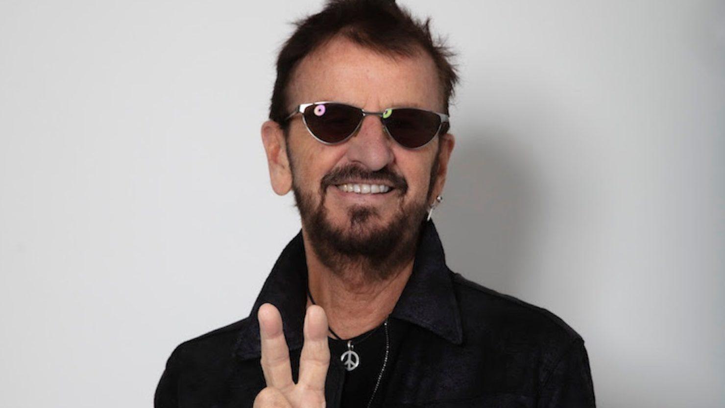 Vypočujte si nový singel od Ringo Starra